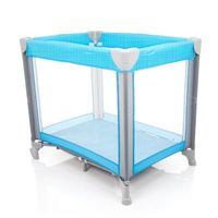 Berço Portátil Mini Play Pop Safety 1st Azul