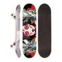 Skate Montado Completo Reality Semi Profissional Lady Cards