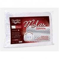 Travesseiro Duoflex Molas Cervical 50x70cm