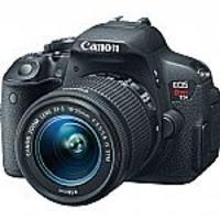 Câmera Digital Canon EOS Rebel T5i 18 Megapixels + Lente EF-S 18-55mm STM