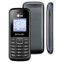 Celular LG B220 Desbloqueado GSM Dual Chip Preto
