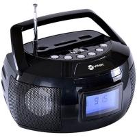 Mini Rádio Portátil Vinik Rp100 6w Preto