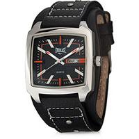a33ba61817d Relógio Everlast Esportivo E347 Analógico Masculino Couro Preto ...