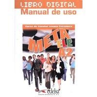META ELE A2 - LIBRO DIGITAL - MANUAL DE USO + CD