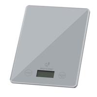 Balança De Cozinha Digital Multilaser CE111 Prata