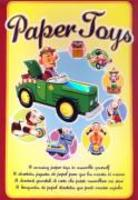 Paper Toys Idioma - Ingles / Espanhol / Italiano / Portugues