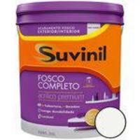 Tinta Acrílica Fosco Completo 20 Litros Branco Neve IP22 - 50531107 - SUVINIL
