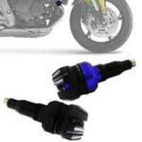 Slider Dianteiro Par Moto Protecao Resistencia Seguranca Quedas Impactos