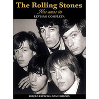 Box The Rolling Stones Nos Anos 60 2 DVDs