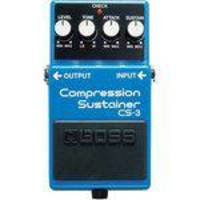 Pedal Compressor Guitarra Boss Cs3 Compression Sustainer