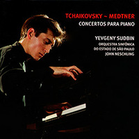 Yevgeny Sudbin - First Piano Concertos Digipack