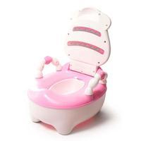 Troninho Luxo Prime Baby Fazendinha 1101-C Rosa
