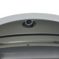 Mini Lavadora de Roupas Praxis Petit 1.2Kg Prata