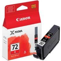 Cartucho Canon Pgi Pixma Pro 10 72r Vermelho