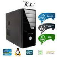 Computador Desktop ICC IV2582S Intel Core I5 3,20Ghz 8gb HD 1TB HDMI FULLHD