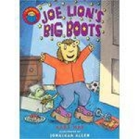 I Am Reading Joe Lion's Big Boots - Kingfisher Books