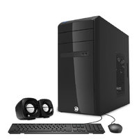 Computador Desktop Intel Core i5 16GB SSD 240GB + HD 2TB Wifi HDMI Áudio HD CorPC Powered\n