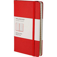 Caderno de Anotações Moleskine Sketchbook Red Pocket