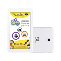 Tablet Tab Kids 2 TX307BLJ DL 8Gb Tela de 7 Android 5.1.1 com WiFi Branco