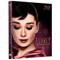 Coleção Audrey Timeless Collection - Blu-Ray - Multi-Região / Reg. 4