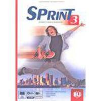 Sprint 3 - Student's Book And Workbook - Eli - European Language Institute