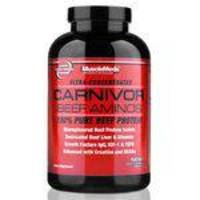 Carnivor Beef Aminos - 70 Tabletes - Musclemeds