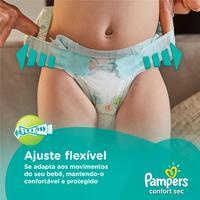 Fralda Pampers Confort Sec Pacotão Tamanho M 24 Unidades
