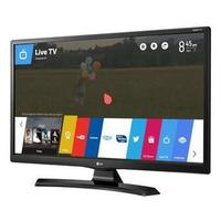 Smart TV 28'' Monitor LED LG 28MT49S-PS Preta