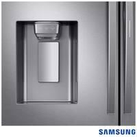 Refrigerador French Door Samsung RF22R7351SR/AZ 501 Litros Twin Cooling Inox