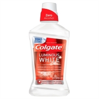 Antisséptico Bucal Colgate Luminous White 500ml