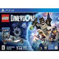 Kit Inicial LEGO Dimensions Starter Pack PS4 Sony