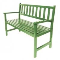 Banco De Jardim Isabela Revestimentos Colors Verde Folha