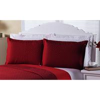 Porta Travesseiro Orb Dual Color Vermelho