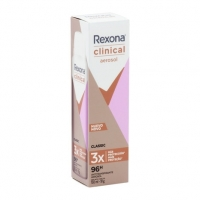 Desodorante Aerosol Rexona Clinical Classic Feminino 150ml