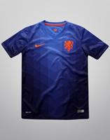 0e2fe0c66a Camisa Nike Seleção Holanda Away 2014 sem Numero Infantil Azul
