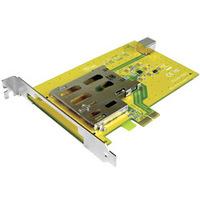 Placa Sunix PCI Express para Cartão Express Card