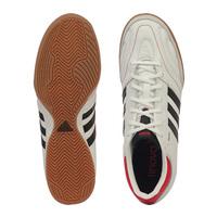 7ab3847000 Chuteira de Futsal Adidas 11 Pro Nova Branco Preto e Laranja