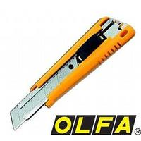 Estilete Olfa Heavy Duty EXL Comfort Grip 18mm