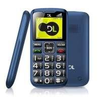 Celular DL YC120 Dual Chip Desbloqueado GSM Azul