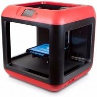 Impressora 3D Flashforge Finder Preta e Vermelha