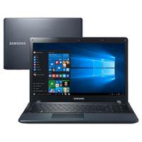 Notebook Samsung Essentials E33 270E5K-KW1 Intel Core i3-5005U 4GB 1TB 2.0GHz Windows 10