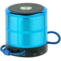 Caixa de Som Bluetooth Madake WS887 Azul
