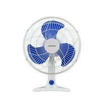 Ventilador de Mesa Ventisol Notos Branco & Azul Eco 30 CM 127V