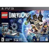 Kit Inicial LEGO Dimensions Starter Pack PS3 Sony