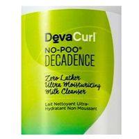 Shampoo Deva Curl Decadence Sem Espuma No-Poo 1 Litro