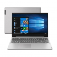 "Notebook Lenovo Ideapad S145-15IWL 81S90005BR i5-8265U 8GB 1TB 1.6GHz 15.6"" Windows 10 Prata"