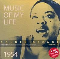 Music of My Life - Book 14/25 - 1954 - Box com 4 CDs - Lavern Baker