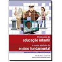 Professor De Educaçao Infantil E Anos Iniciais Do Ensino Fundamental