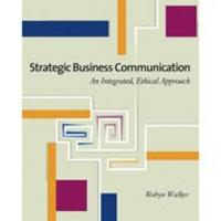Strategic Business Communication with Infotrac