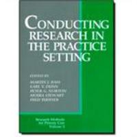 Conducting Research in the Practice Setting - Vol.5 - Idioma - Inglês